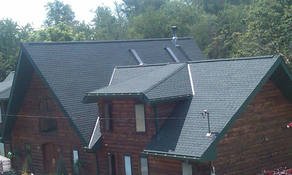 New Dimensional Shingles