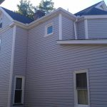 New Roof Siding and Windows
