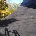 getting ready to work on this old roof