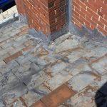 before starting roof repair